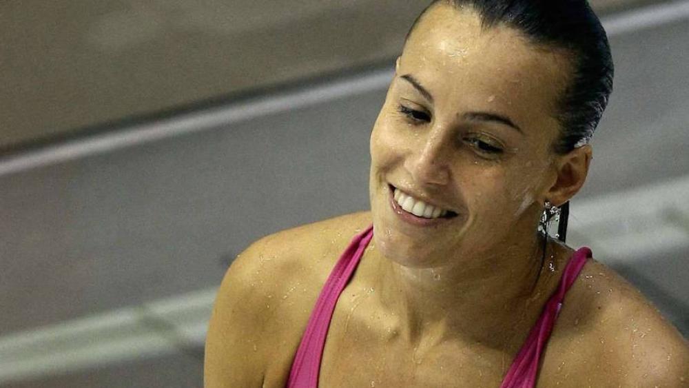 Tania Cagnotto zum sechsten Mal Europameisterin vom 1-m
