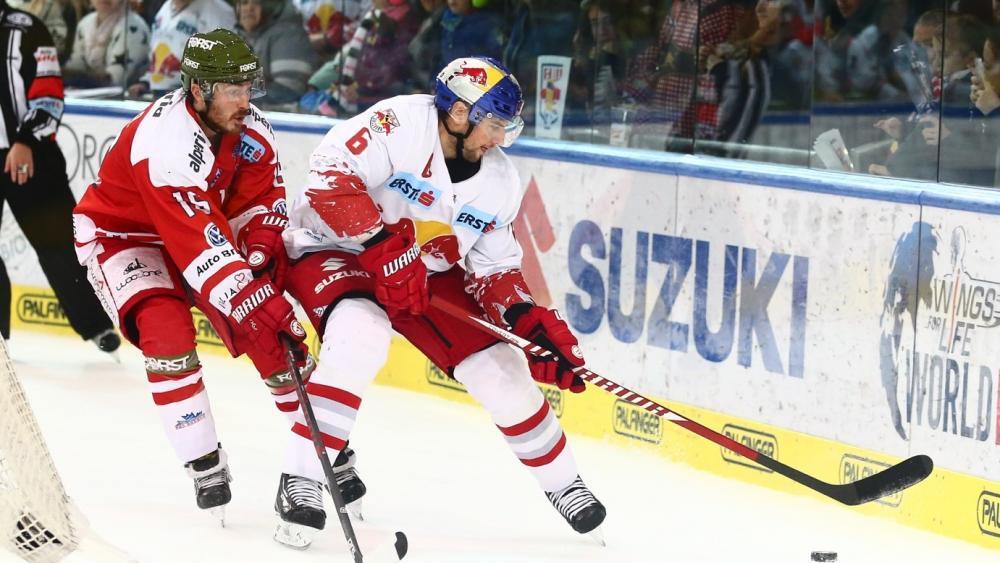 Eishockey Befreiungsschlag