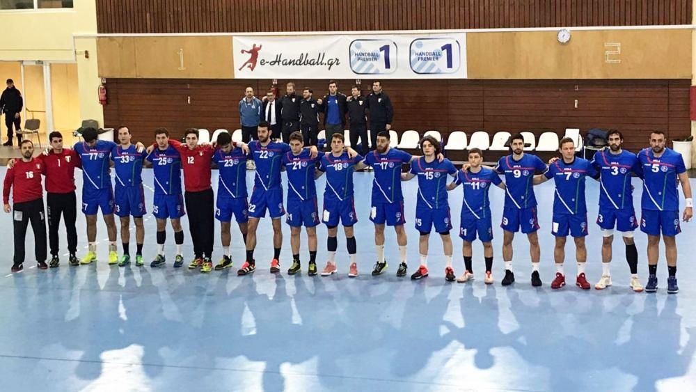 Handball-Länderspiel: Griechenland und Italien trennen ...