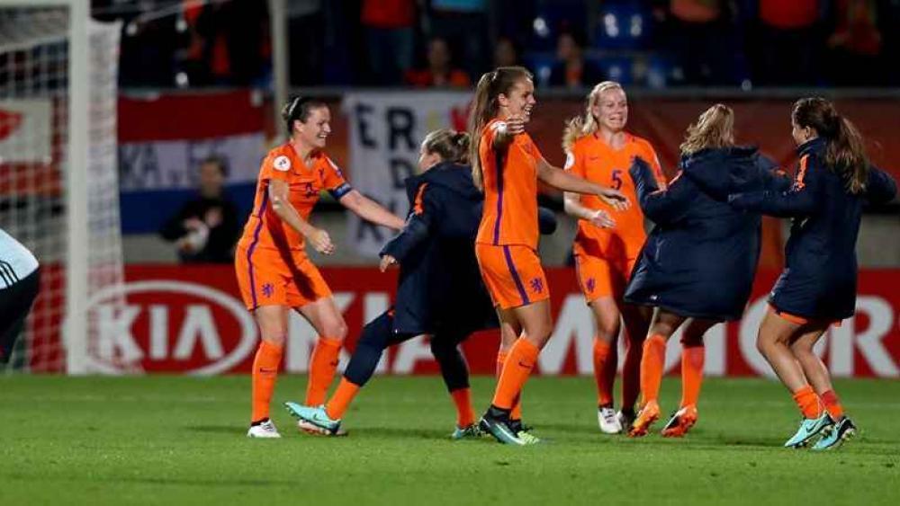 Frauen Em Niederlande