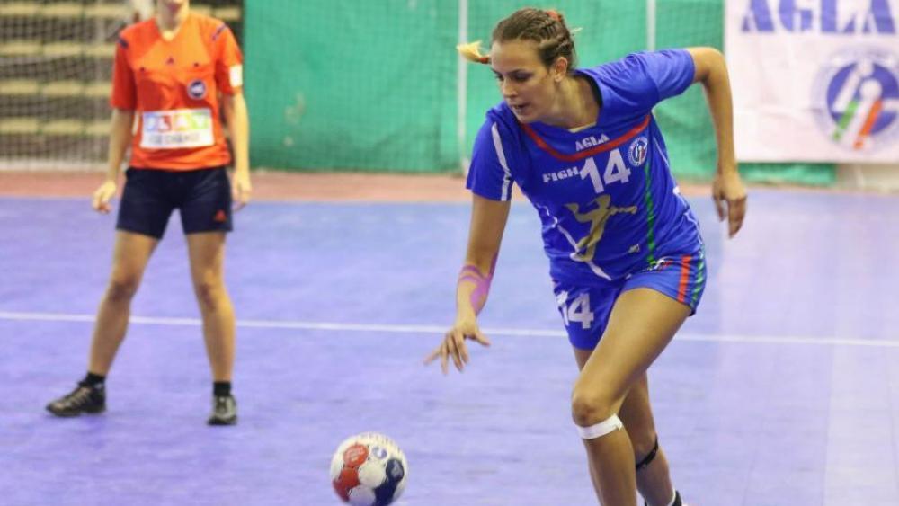 Em Quali Italien Zieht In Prag Den Kürzeren Handball Sportnewsbz