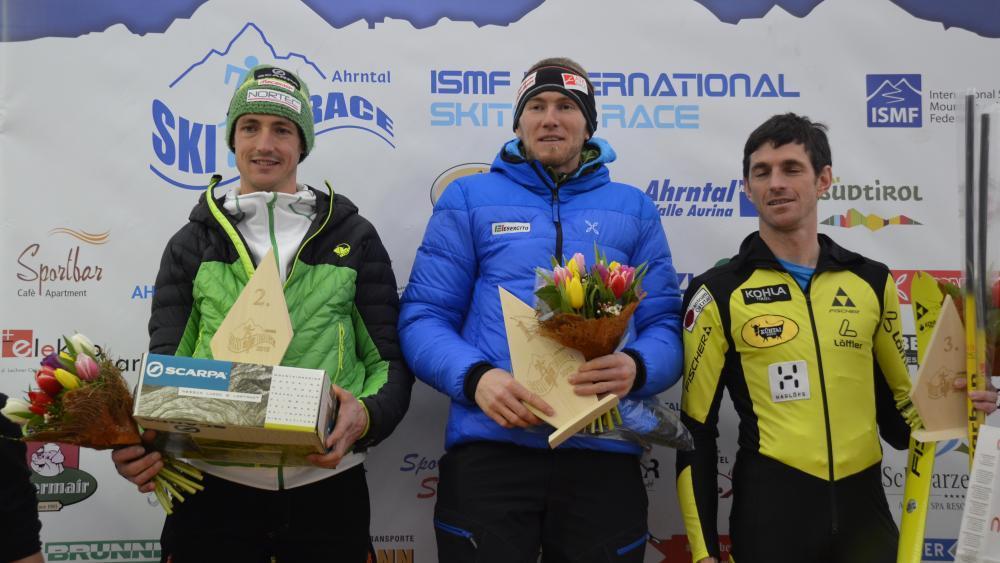Trento und martinelli sind die sieger des 7 skialp race for Martinelli trento