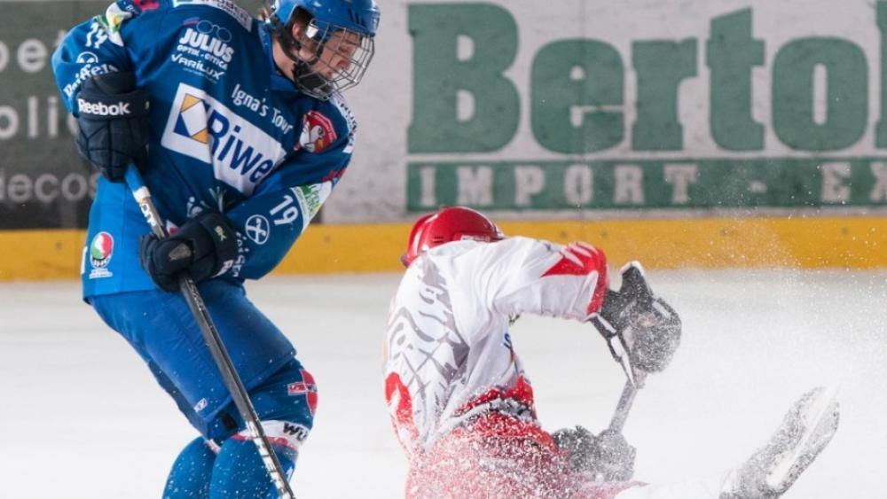 Der HC Neumarkt richtet den Blick in die Zukunft - Eishockey ...