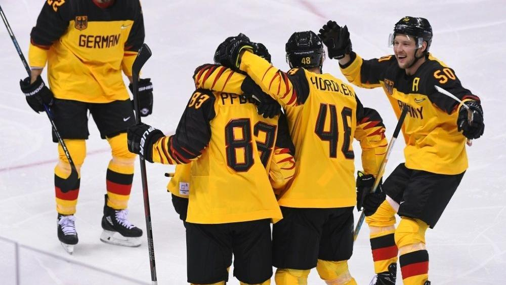 Eishockey Viertelfinale