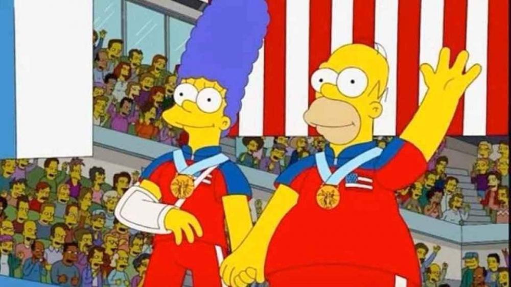 """""""Die Simpsons sagen neuartiges Virus und den"""