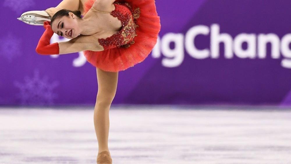Sagitowa zeigte eine fantastische Vorstellung © SID / ARIS MESSINIS