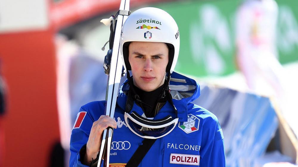 Alex Insam hat sich in Planica souverän qualifizieren können. © Foto Hermann Sobe / Sobe Hermann