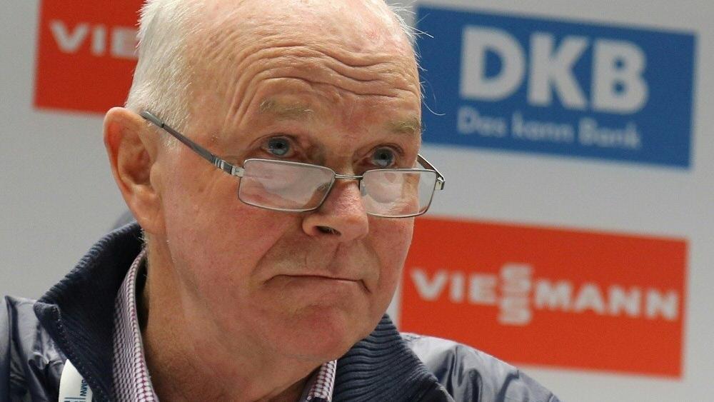 Anders Besseberg übt scharfe Kritik an der WADA © PIXATHLON/SID