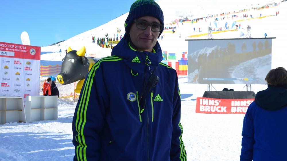 FIL-Direktor Andreas Castiglioni ist zuversichtlich was die Olympische Anerkennung des Naturbahnrodelsports angeht. © am