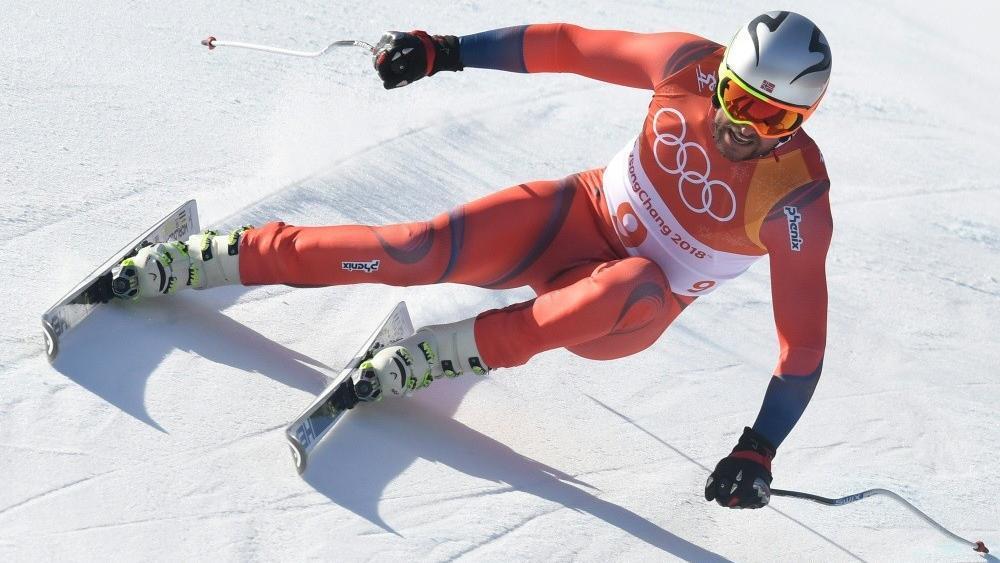 Olympiasieger Svindal macht weiter © SID