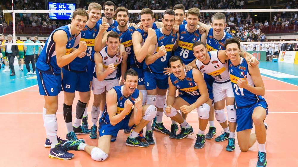 Volleyball Deutschland Italien
