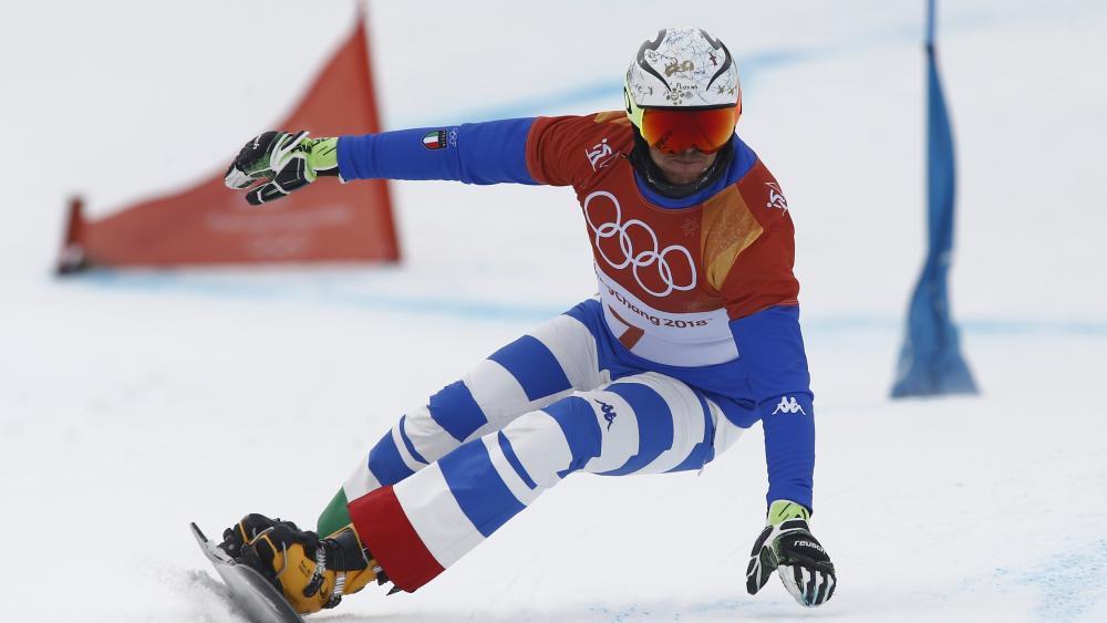 Roland Fischnaller ist ein Parallel-Slalom-Spezialist. © Pentaphoto