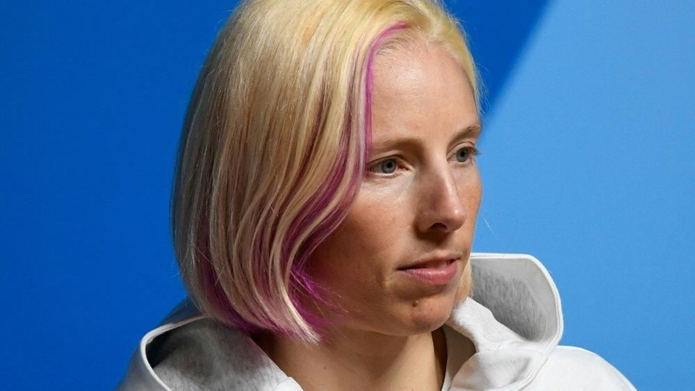 Brustkrebs: Olympiasiegerin Randall ist schwer erkrankt © SID / FLORIAN CHOBLET