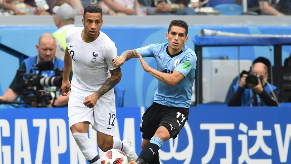 Uruguay Frankreich Live