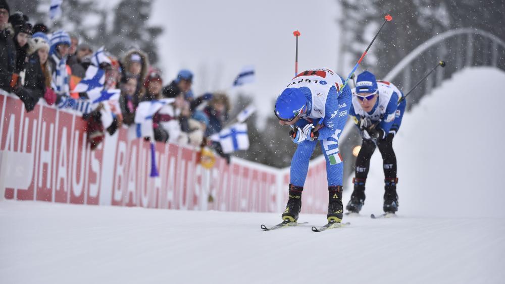 Armin Bauer beendet nach  10 Jahren im Weltcup seine Karriere © NordicFocus / Thibaut/NordicFocus