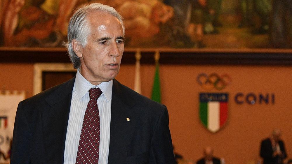 CONI-Präsident Giovanni Malagò © digitale / LaPresse/Fabrizio Corradetti