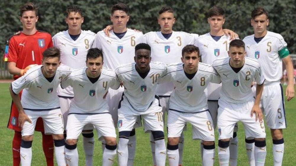 U16 Nationalteam Testet In Brixen Nationalteams Sportnews Bz