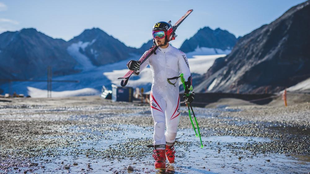 Hirscher geht voller Tatendrang in die nächste Saison © APA / EXPA/JFK