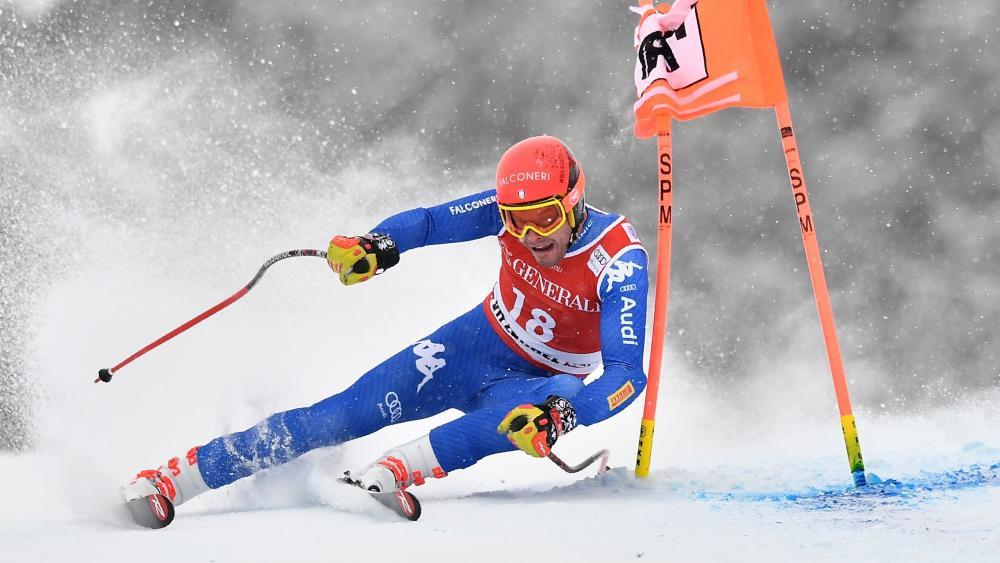 Christof Innerhofer, Ski-Ass aus Gais. © APA/afp / JOE KLAMAR