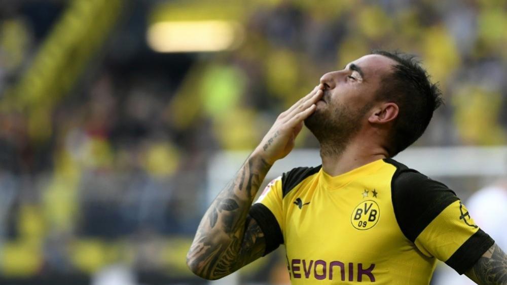 Paco Alcacer Dortmund