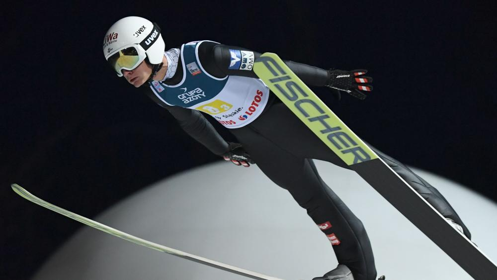 Daniel Huber erlebte mit Österreich ein Debakel zum Weltcup-Auftakt. © APA/afp / JANEK SKARZYNSKI