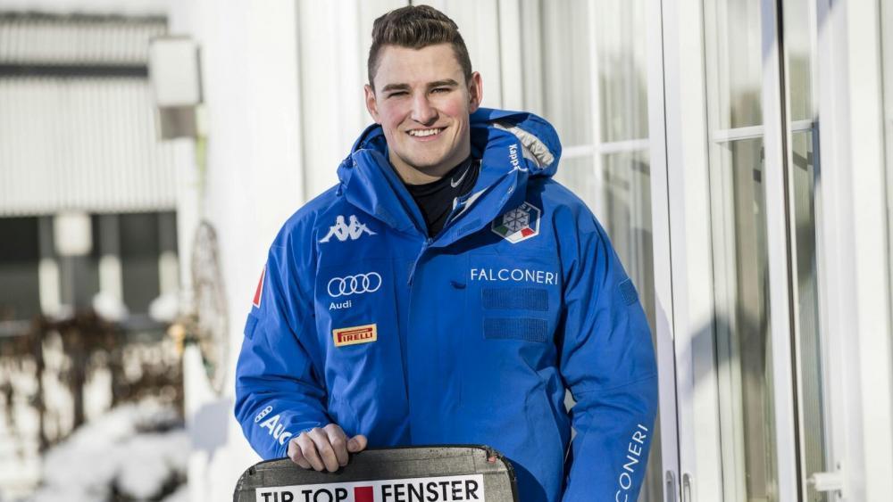 Freute sich über sein bestes Karriere-Ergebnis im Intercontinental Cup: Manuel Schwärzer © am