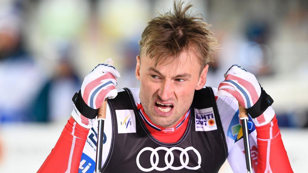 Petter Northug schließt sein Karriereende nicht aus © APA/afp / JONATHAN NACKSTRAND