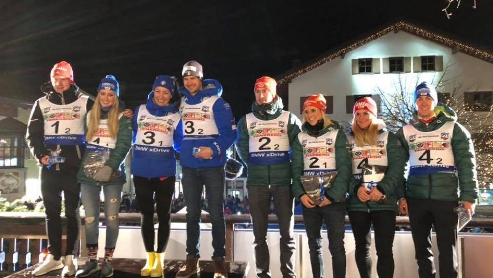 City Biathlon Garmisch 2020