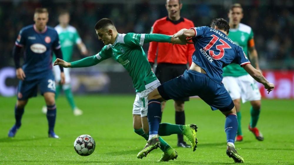 Werder Gegen Düsseldorf