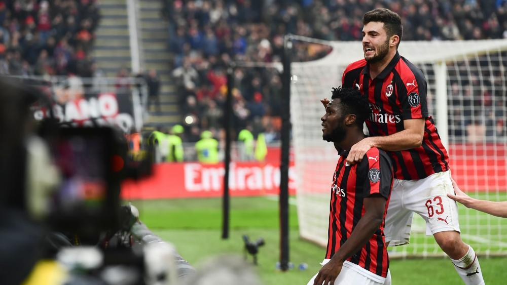 Milan Gegen Parma