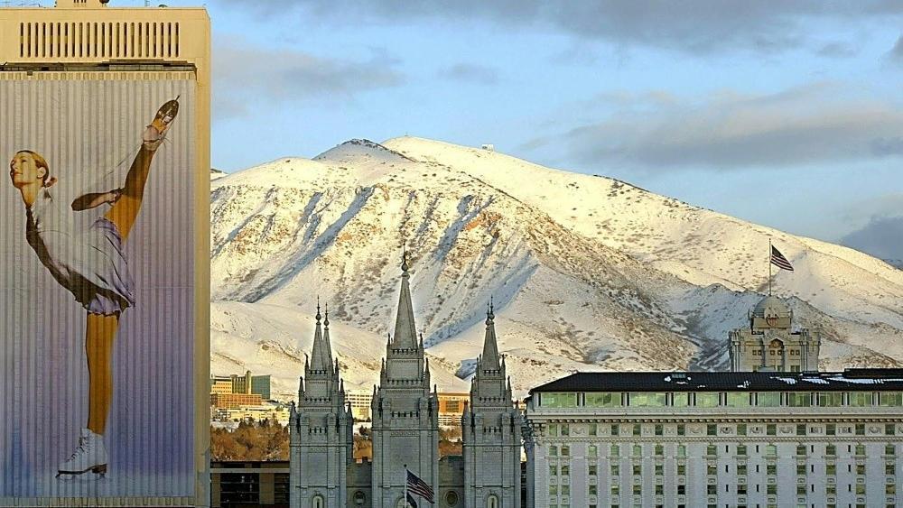 Zuschlag für Salt Lake City © SID / GEORGE FREY