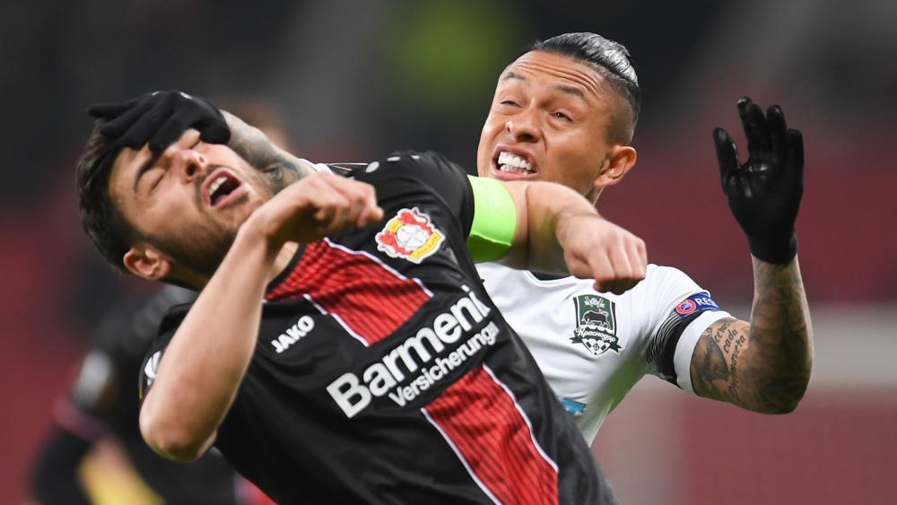Italiener Leverkusen