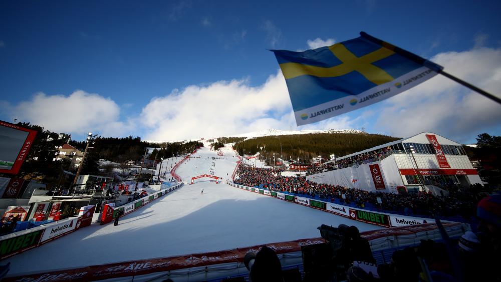 Herren Slalom Live