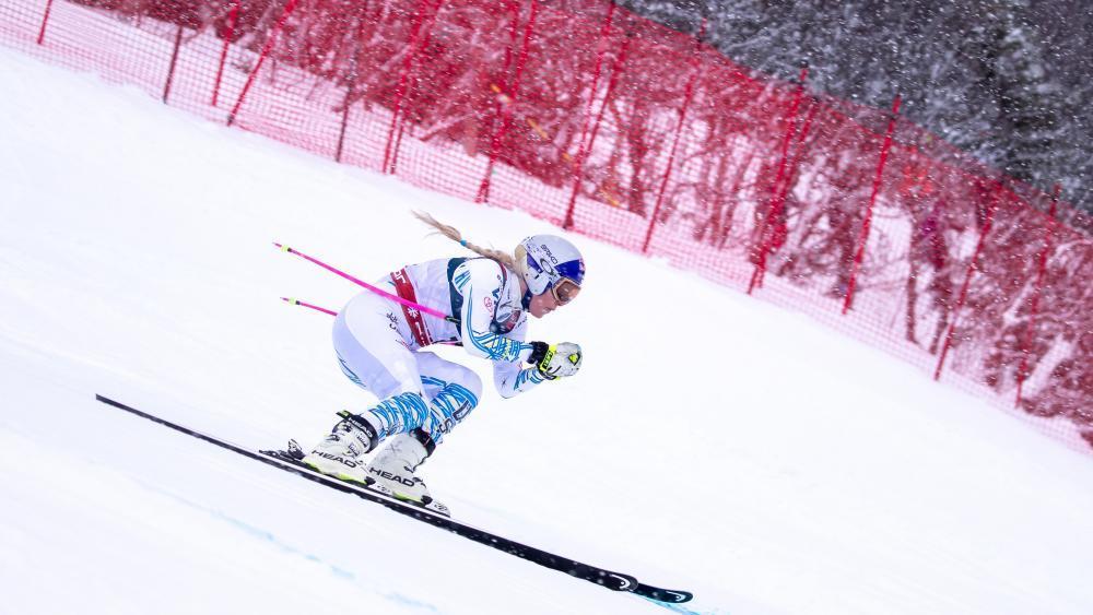 Ski Wm Abfahrt