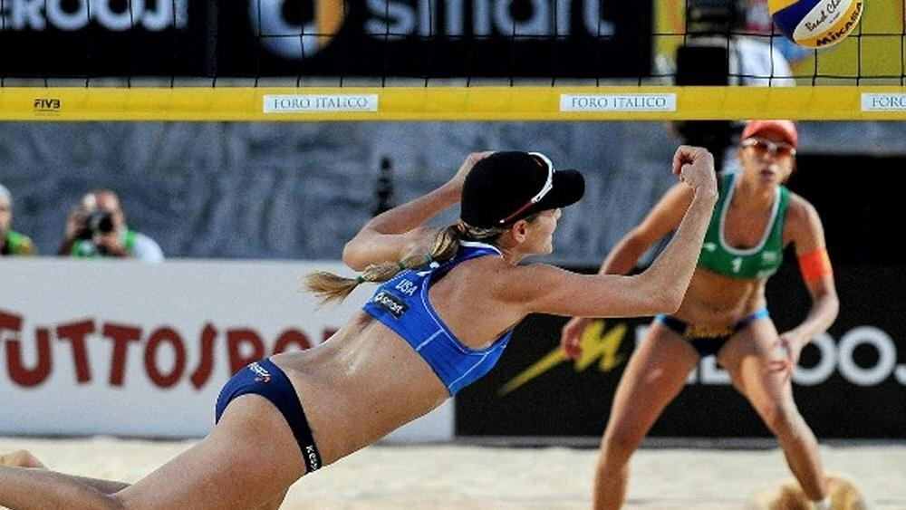 Beachvolleyball Wm 2020