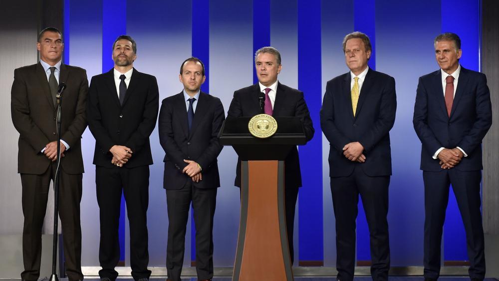 Kolumbien Wm 2020