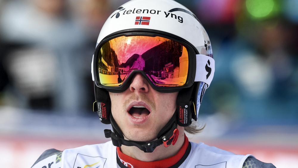 Norwegens Ski-Star Henrik Kristoffersen. © AFP / DIMITAR DILKOFF