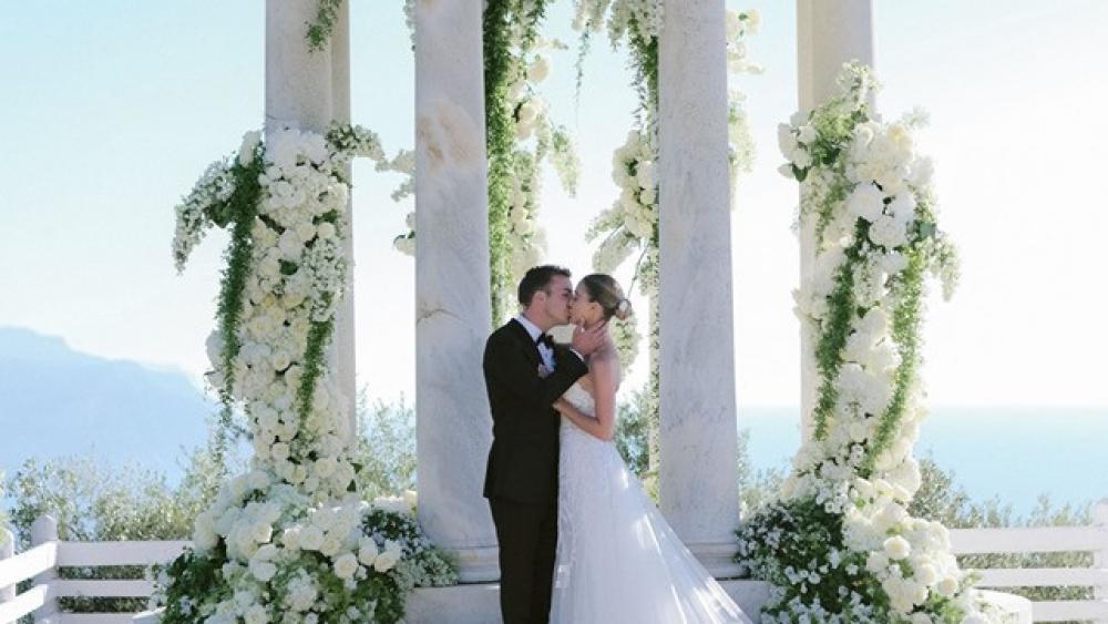 Götze Hochzeitsfeier