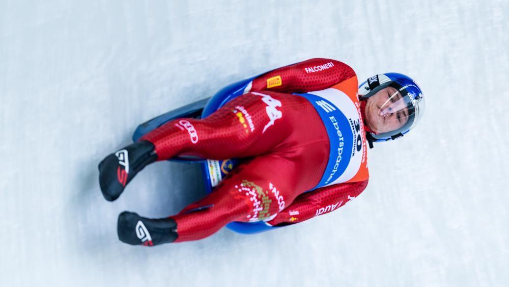 Rodel-Ass Dominik Fischnaller © APA / EXPA/STEFAN ADELSBERGER