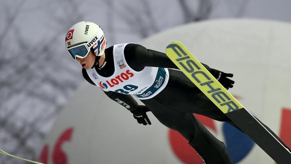 Weltmeister Skispringen