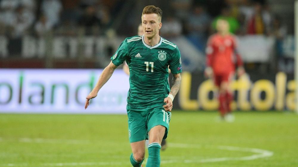 Reus Deutschlands Fussballer Des Jahres Deutschland