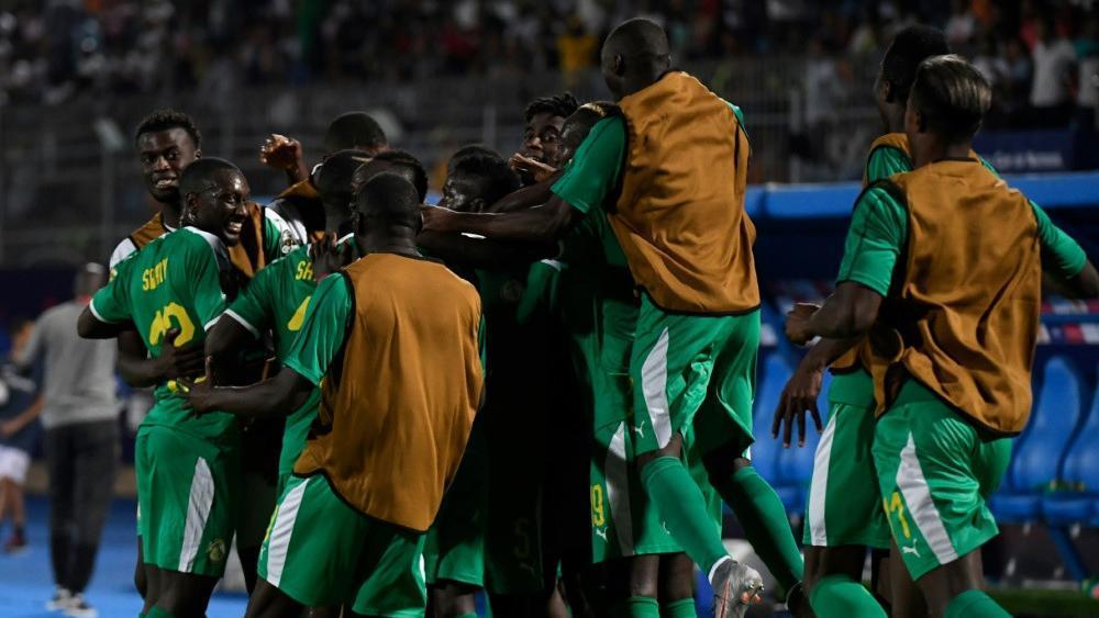 Senegal Nationalmannschaft