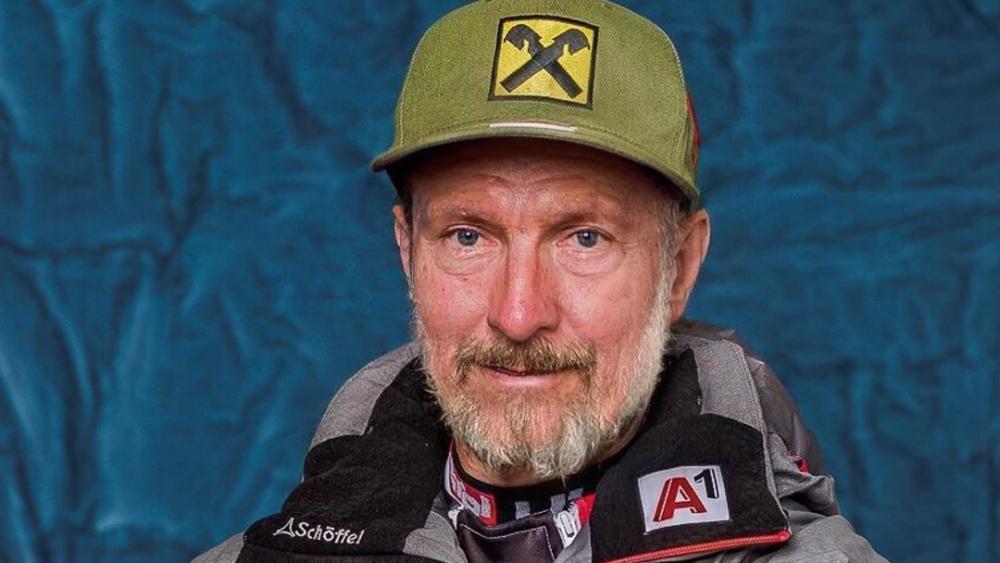 Ski-Star Marcel Hirscher im etwas fortgeschrittenen Alter.
