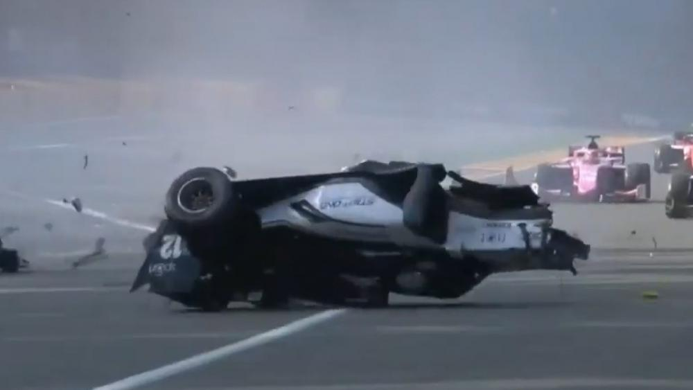 Formel 2 Unfall Video Youtube