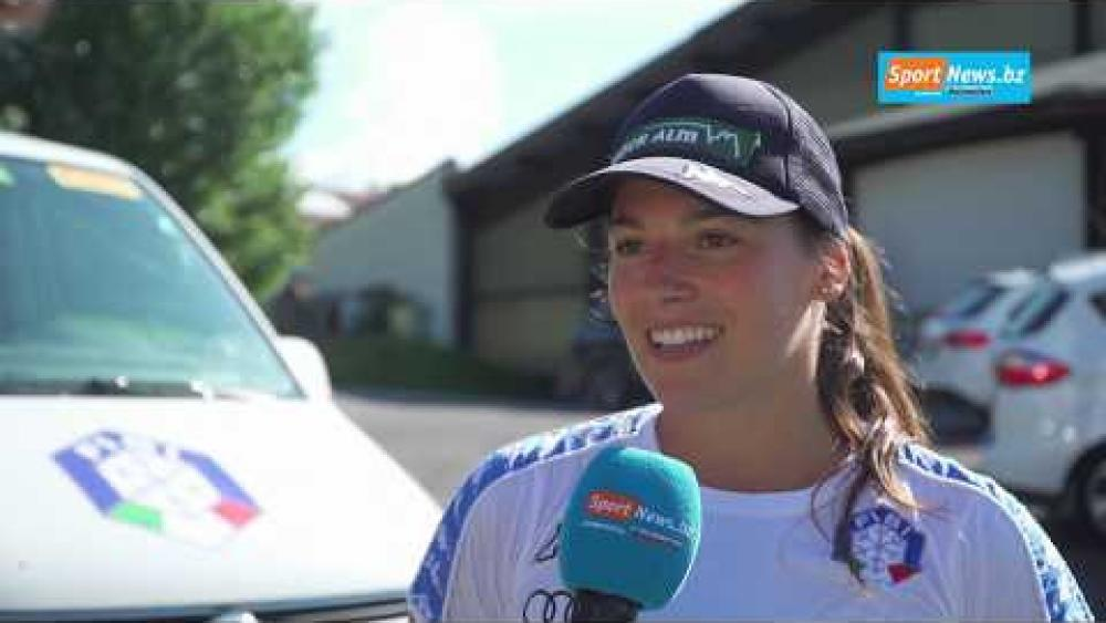 Andrea Vötter & Sandra Robatscher: Enge Freundinnen als harte Rivalinnen © youtube / sportnewsbz