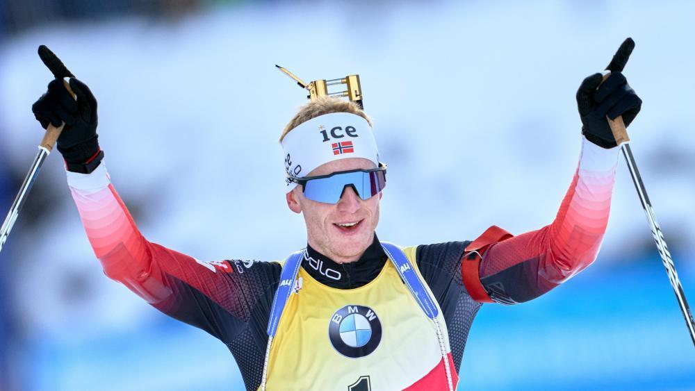 Biathlon: Bö nach Geburt seines Sohnes zurück im Weltcup © APA / GEORG HOCHMUTH