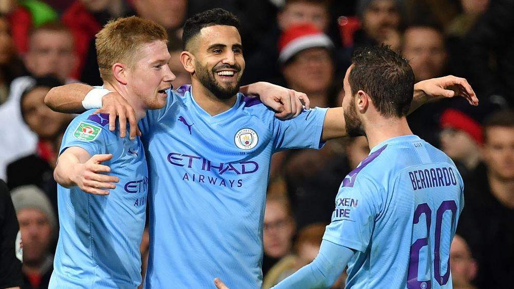 Manchester City Tabelle