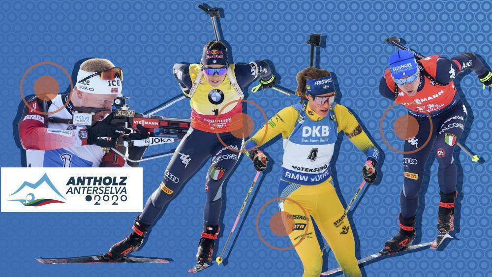 Biathlon Wm 2020 Programm