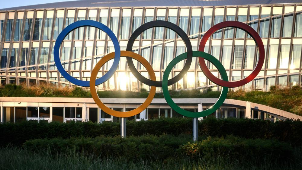 Fahnenträger Olympia 2021