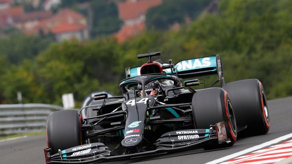Hungaroring Formel 1